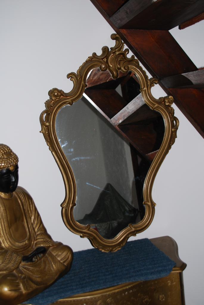 Miroirs anciens et cadre ancien superbe occasion la for Miroir ancien occasion