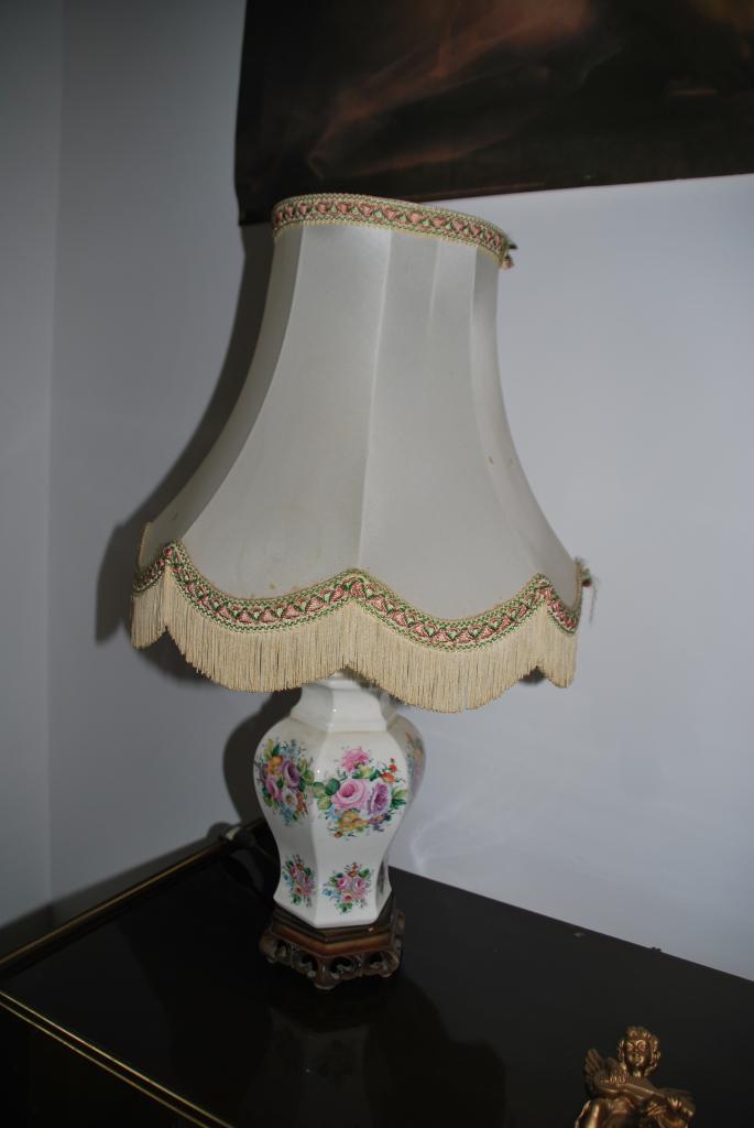 Lampes De Salon Anciennes